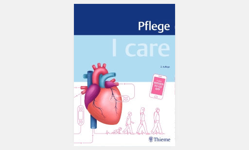Buch icare pflege
