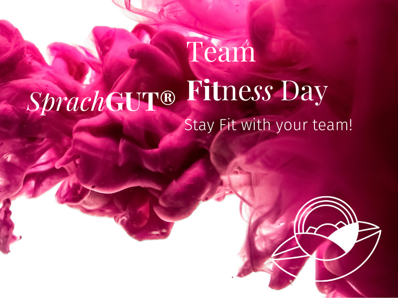 SprachGUT® Team Fitness Day